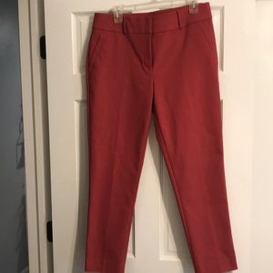 Ann Taylor LOFT Marisa Skinny Trousers, size 10